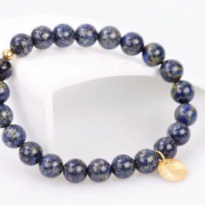 Rek Armband Lapiz Lazuli
